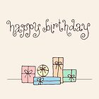 Happy Birthday!! by Mandusk