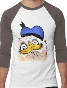 Dolan Goes Nuts Men's Baseball ¾ T-Shirt