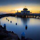 St.Kilda Pier by Greg McMahon