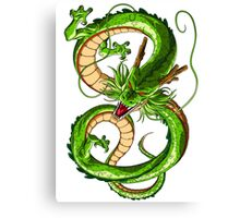 dragon shenlong Canvas Print