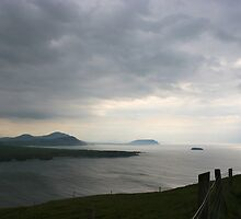 Over Trawbreaga Bay, Donegal by stephangus