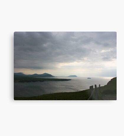 Over Trawbreaga Bay, Donegal Metal Print