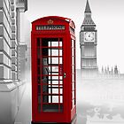 London  (iPhone Case) by CarolinaMatthes