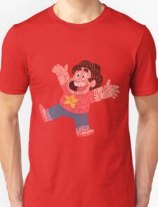 Typography Steven Universe T-Shirt