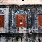 The Essence of Croatia - Three Windows of Diocletian's Palace by Igor Shrayer
