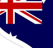 I love Australia Sticker