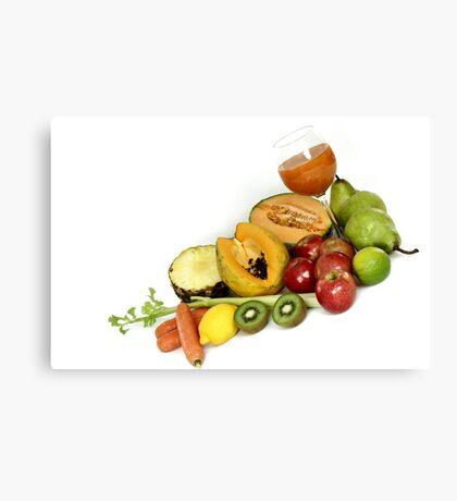 FRUIT FRUIT FRUIT!!! Canvas Print