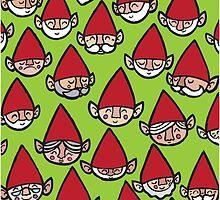 Happy Christmas Elves by VeryEnglishGent