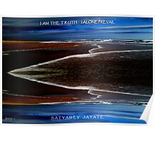 I am the TRUTH Poster