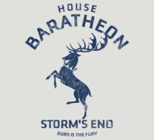 House Baratheon by hunekune