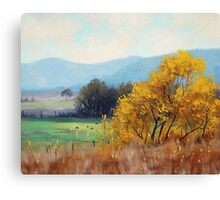 Bathurst Pastoral Canvas Print