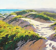 Light Across The Dunes, The Entrance by Graham Gercken