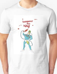 Respect The Condiment King T-Shirt