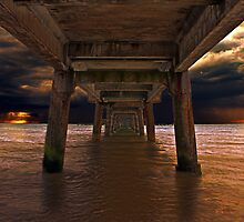 Under The Pier by timpr