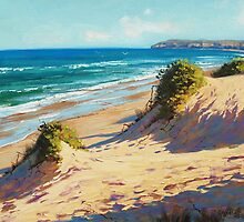 Central Coast Dunes by Graham Gercken