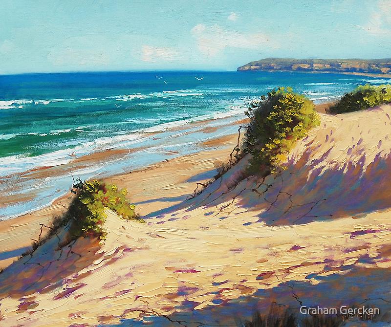Central Coast Dunes by Graham Gercken