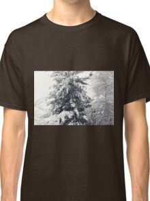 January Snowstorm Classic T-Shirt