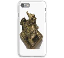Fufu dog iPhone Case/Skin