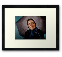 Dignity Framed Print