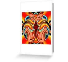 psychedelic today 01 Greeting Card