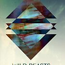 WILD BEASTS by jessyharps
