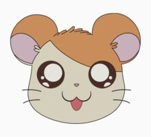 Hamtaro - Hamtaro's Head by LynchMob1009