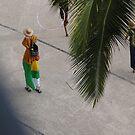 Stilting at the Malecón - Andando en Zancos by PtoVallartaMex