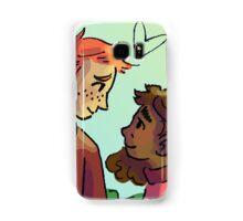 Ron and Hermione Samsung Galaxy Case/Skin