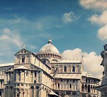 Wonders of Pisa by BDomanska