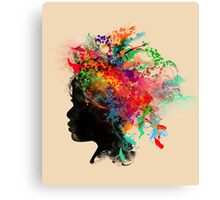 Wildchild Canvas Print