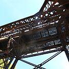 Under the CN bridge by MarianBendeth