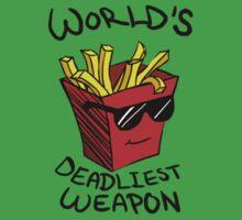 World's Deadliest Weapon (Original) One Piece - Short Sleeve