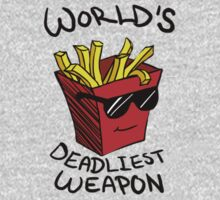 World's Deadliest Weapon (Original) Kids Tee