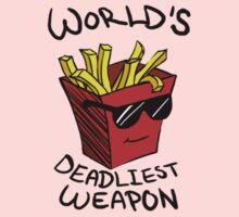 World's Deadliest Weapon (Original) One Piece - Long Sleeve