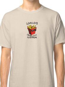 World's Deadliest Weapon (Original) Classic T-Shirt