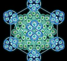 Sacred GeometrEyes by Dark Threads