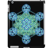Sacred GeometrEyes iPad Case/Skin