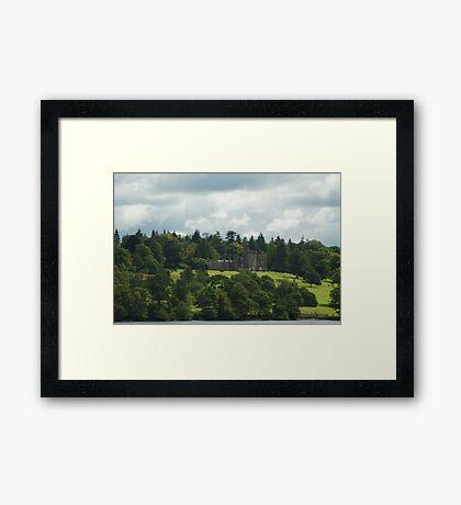 Balloch Castle & Country Park  Framed Print