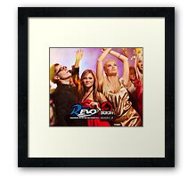 RevoDjs, Mobile DJ That Caters For Parties And Events / Brand Loyalty Gifts Framed Print