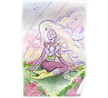 The Greatest Love - Steven Universe Opal Poster