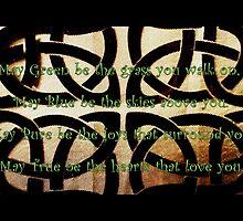 Irish Prayer by ©The Creative  Minds