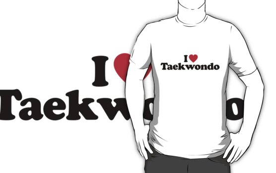 I Love Taekwondo by iheart
