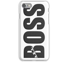 Boss iPhone / Samsung Galaxy Case iPhone Case/Skin