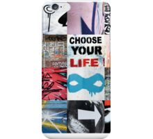 tag case iPhone Case/Skin