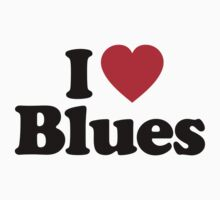 I Love Blues by iheart