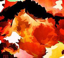 flower riot by marcwellman2000