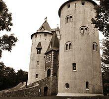 The Castle Gwynn by LynnRoebuck