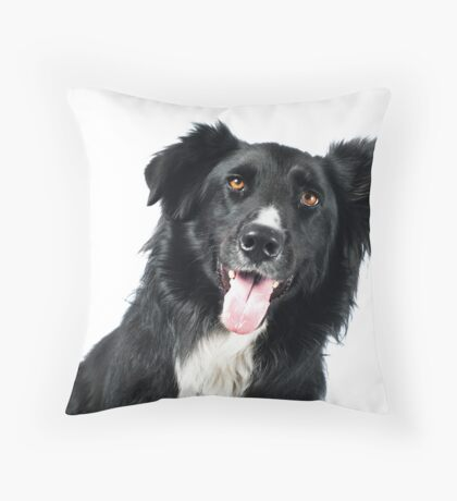 In the Studio Throw Pillow