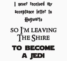 Harry Potter Rings Jedi