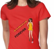 Alonsista Forever Womens Fitted T-Shirt